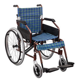 Ultralight Manual Wheelchair With Hand