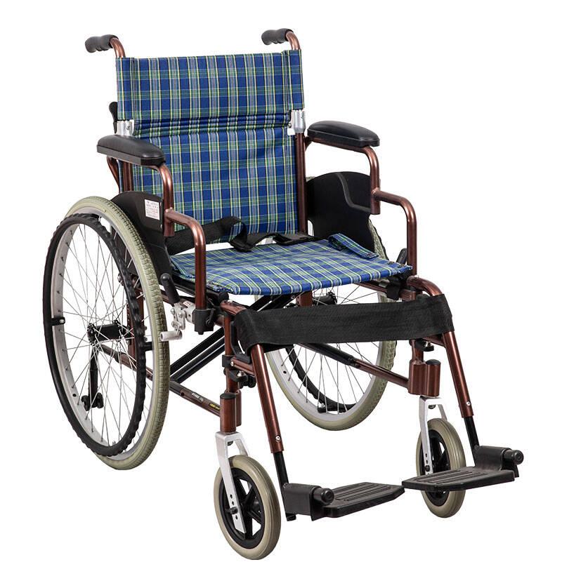 Adults Lightweight Folding Manual wheelchair