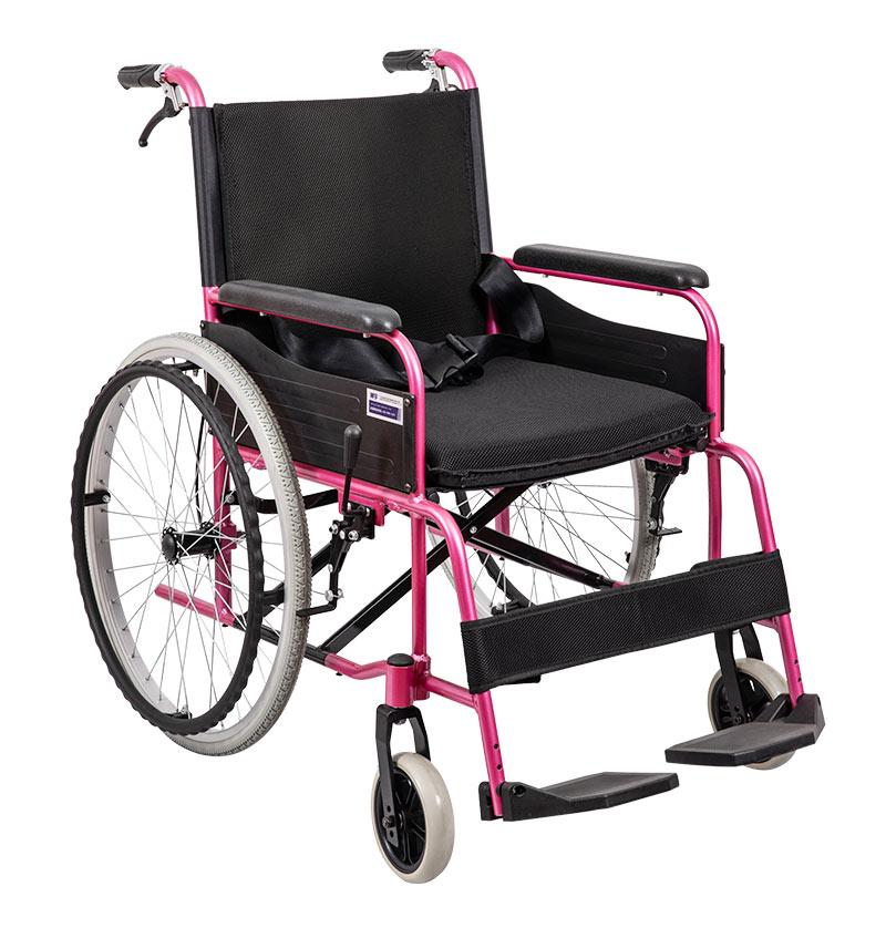 Hospital Lightweight Manual wheelchair for Elderly