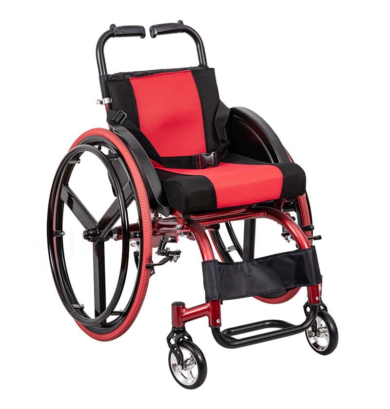 Manual Sports Wheelchair