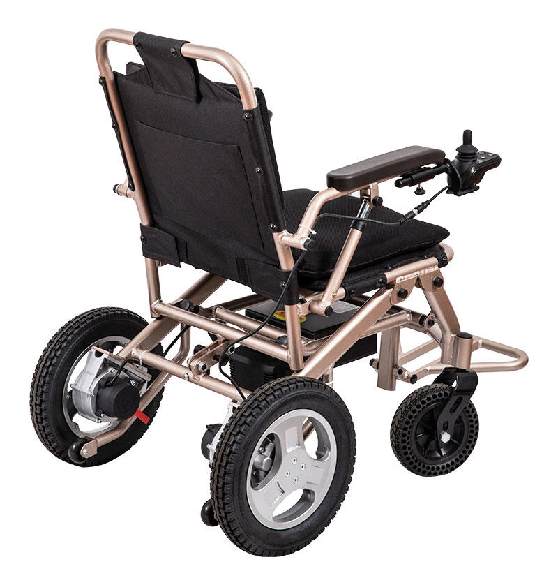 Outdoor Big Capacity Electric Wheelchair