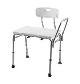 Extended Folding Bath Chair Transfer Bench