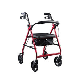 Aluminum Rollator with 7. 5' casters