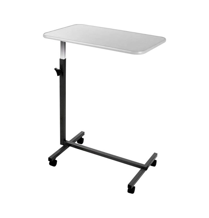 T002 Light Grey Color Overbed Table