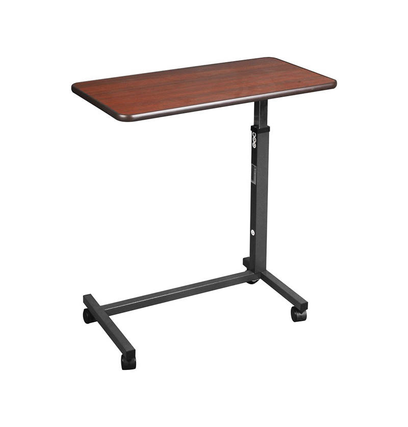 Deluxe Adjustable Non-Tilt Overbed table
