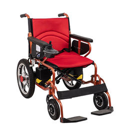 Durable Folding Electric Wheelchair