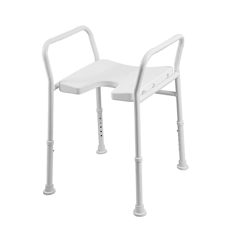 B812 Medical Supplies Bath Seating with Arms