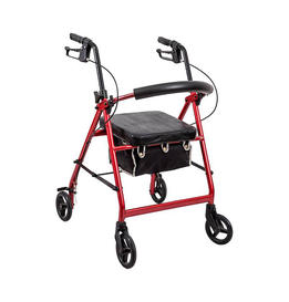 Medical Foldable Walker Rollator